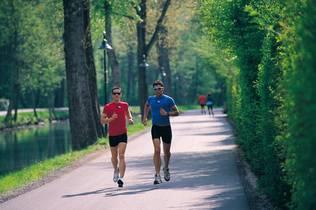 Laufen in Klagenfurt