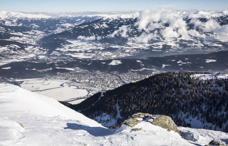 Wintergenuss am Goldeck