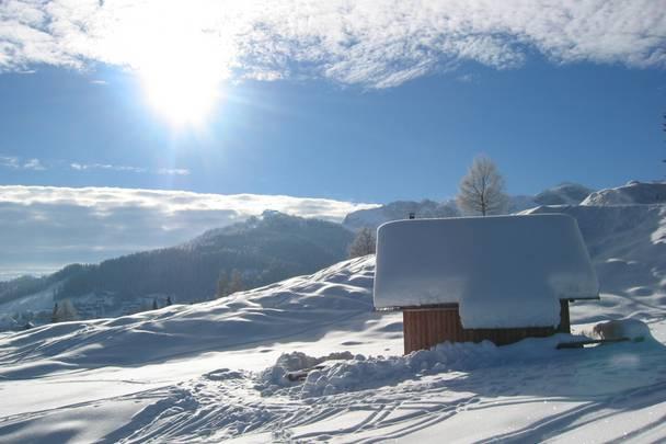 Wintercamping in Kärnten