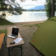 Campingurlaub Ute Zaworka, Camping Anderwald