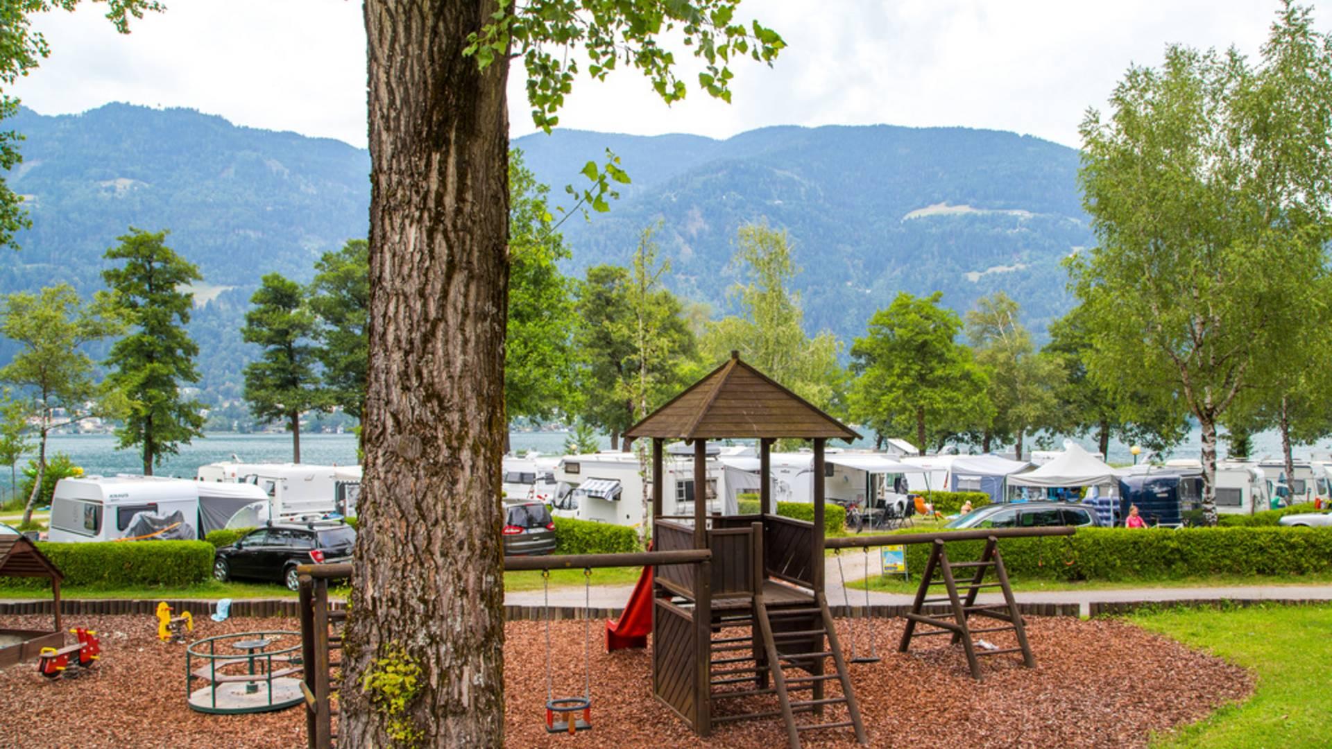 Seecamping Berghof