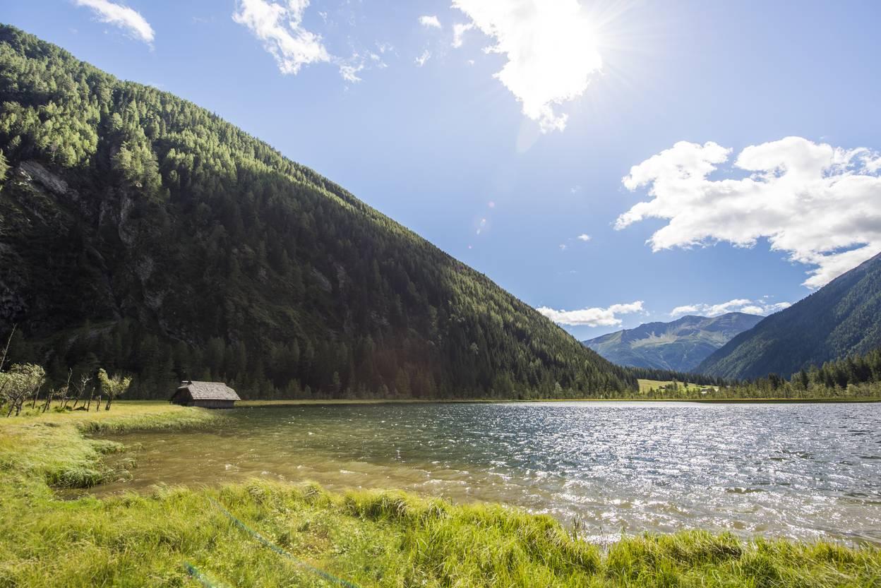 <p>Stappitzersee Nationalpark Hohe Tauern</p>