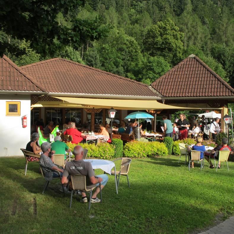 Restaurant am Camping Mössler, Campingurlaub Ute Zaworka