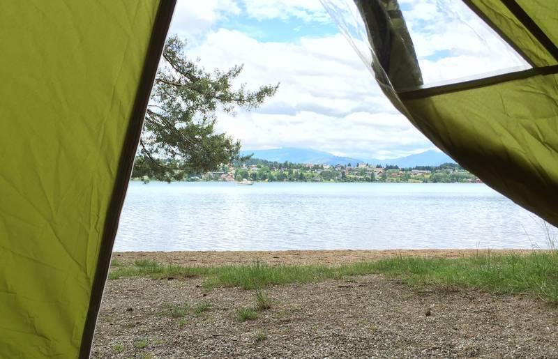 Campingurlaub Ute Zaworka, Campingplatz Anderwald