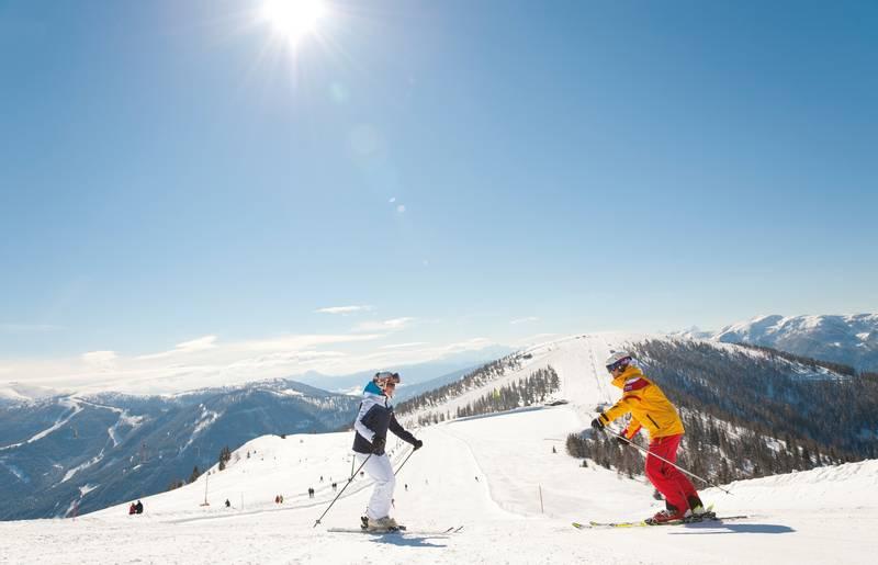 Skikurs in Bad Kleinkirchheim