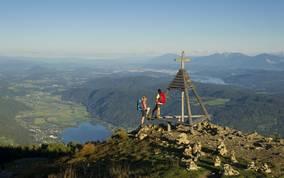 Alpe Adria Trail - Gerlitzen Alpe