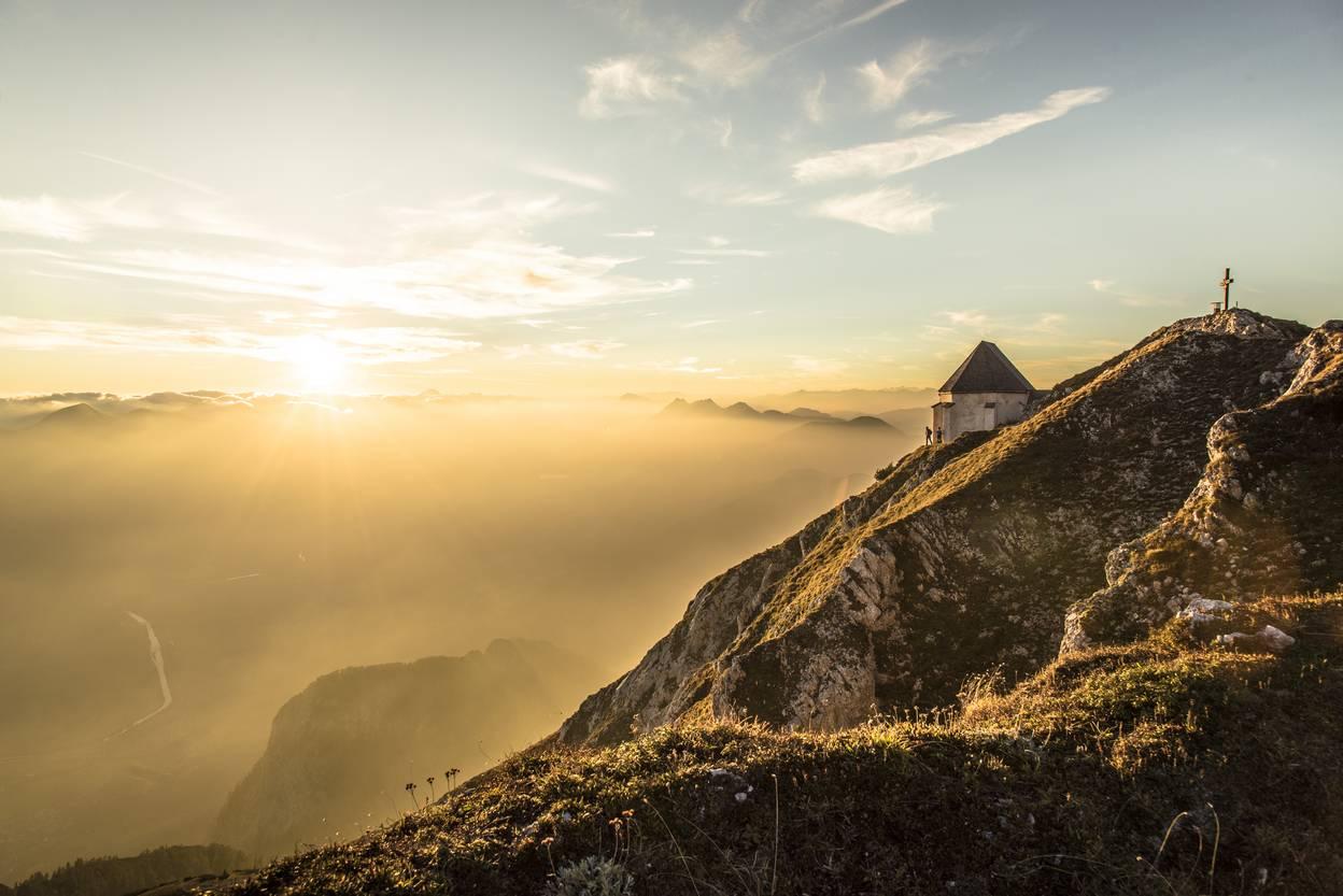 <p>Naturpark Dobratsch Gipfel, Region Villach</p>