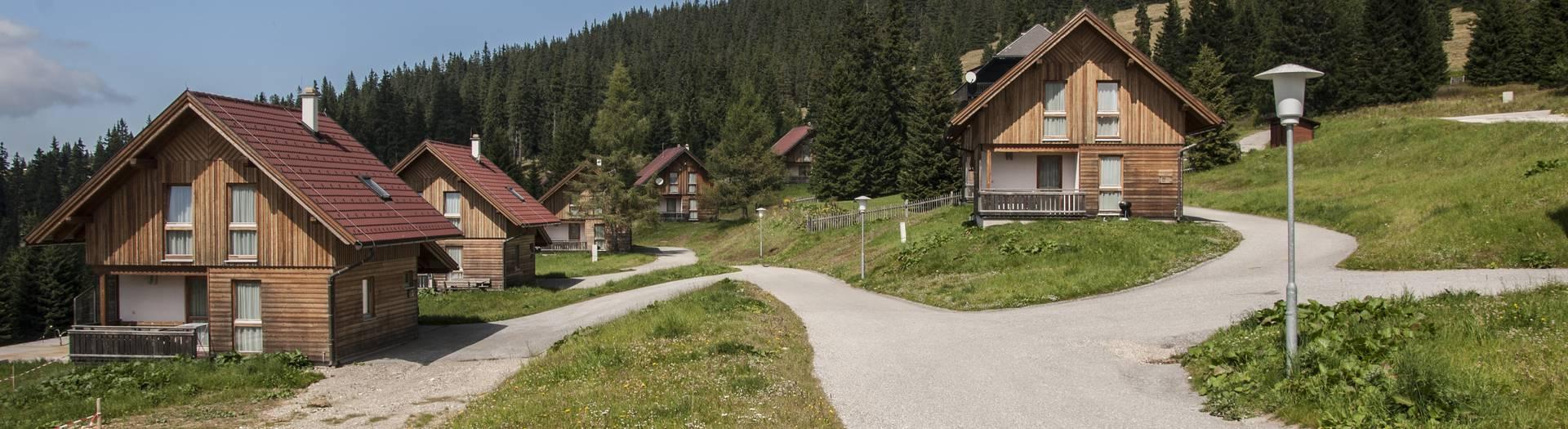 Almdörfer in Frantschach-St.Gertraud im Lavanttal