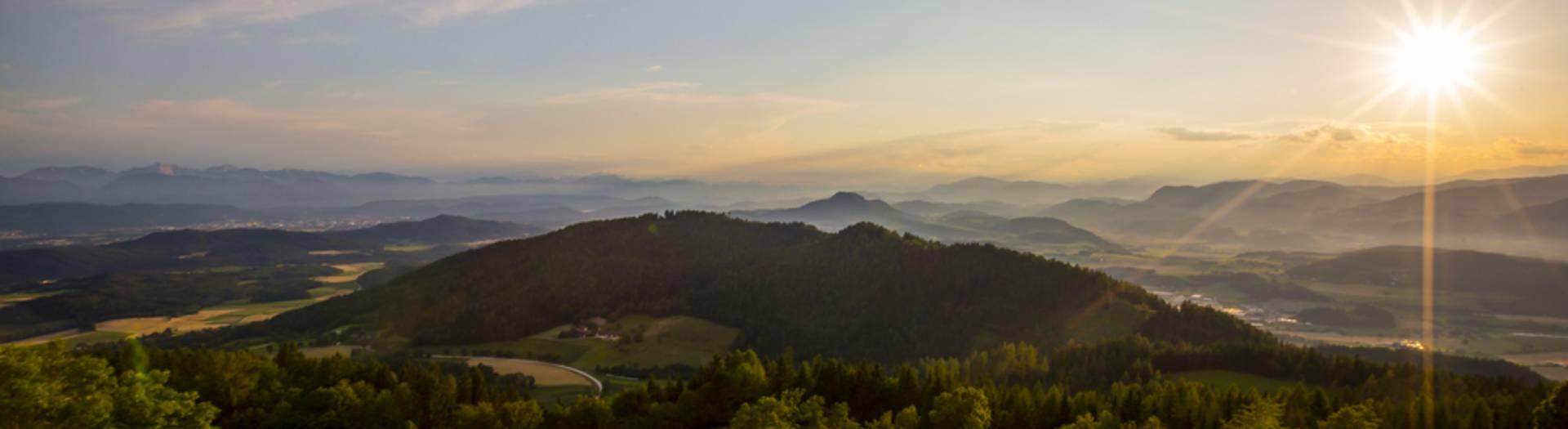 Magdalensberg Region Mittelkärnten
