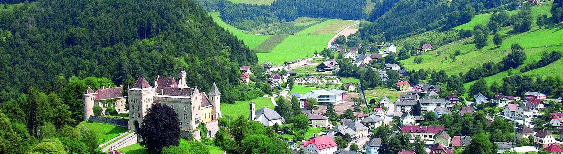 Eberstein Tourismusregion Mittelkärnten