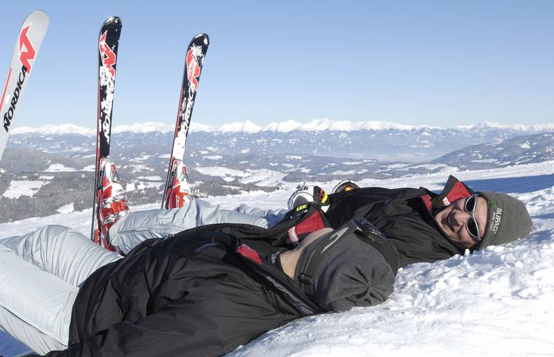 Lavanttal Klippitztörl Winterspass
