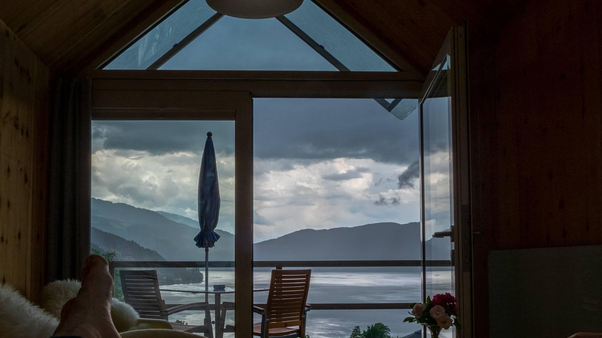 <p>Urlaub zu zweit am Millstätter See, Biwak am Campingplatz; Sabrina Schütt</p>