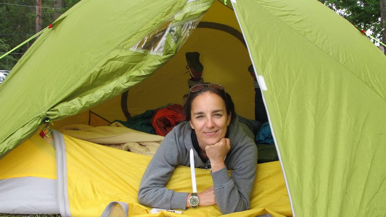 Mein erster Campingurlaub