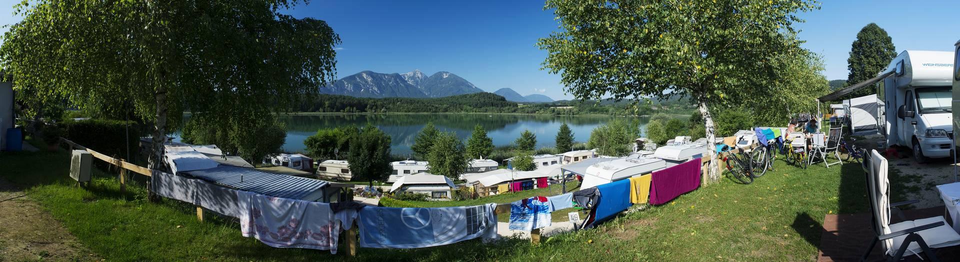 Camping in Kärnten