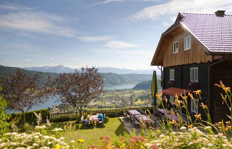 Alpe Adria Trail - Ossiacher See