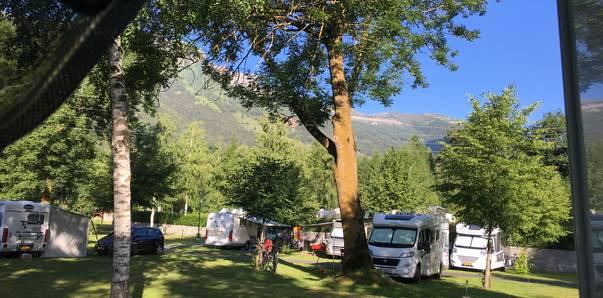 <p>Urlaub im Wohnmobil von Ute Zaworka, Camping Maltatal</p>