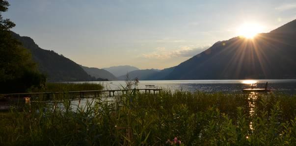 Campingplätze mit Wellnessoasen, erlebt von Sabrina Schütt, Camping Parth am See