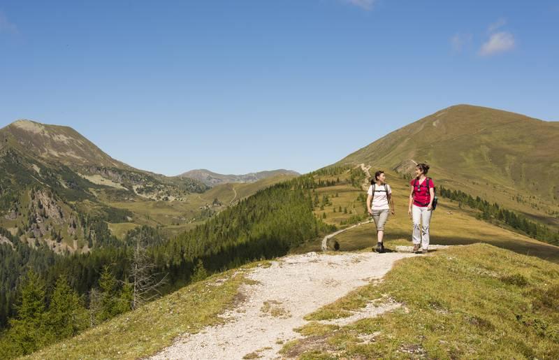 Wandern in der Region Bad Kleinkirchheim