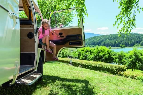 Camping in Kärnten, Camping Ilsenhof