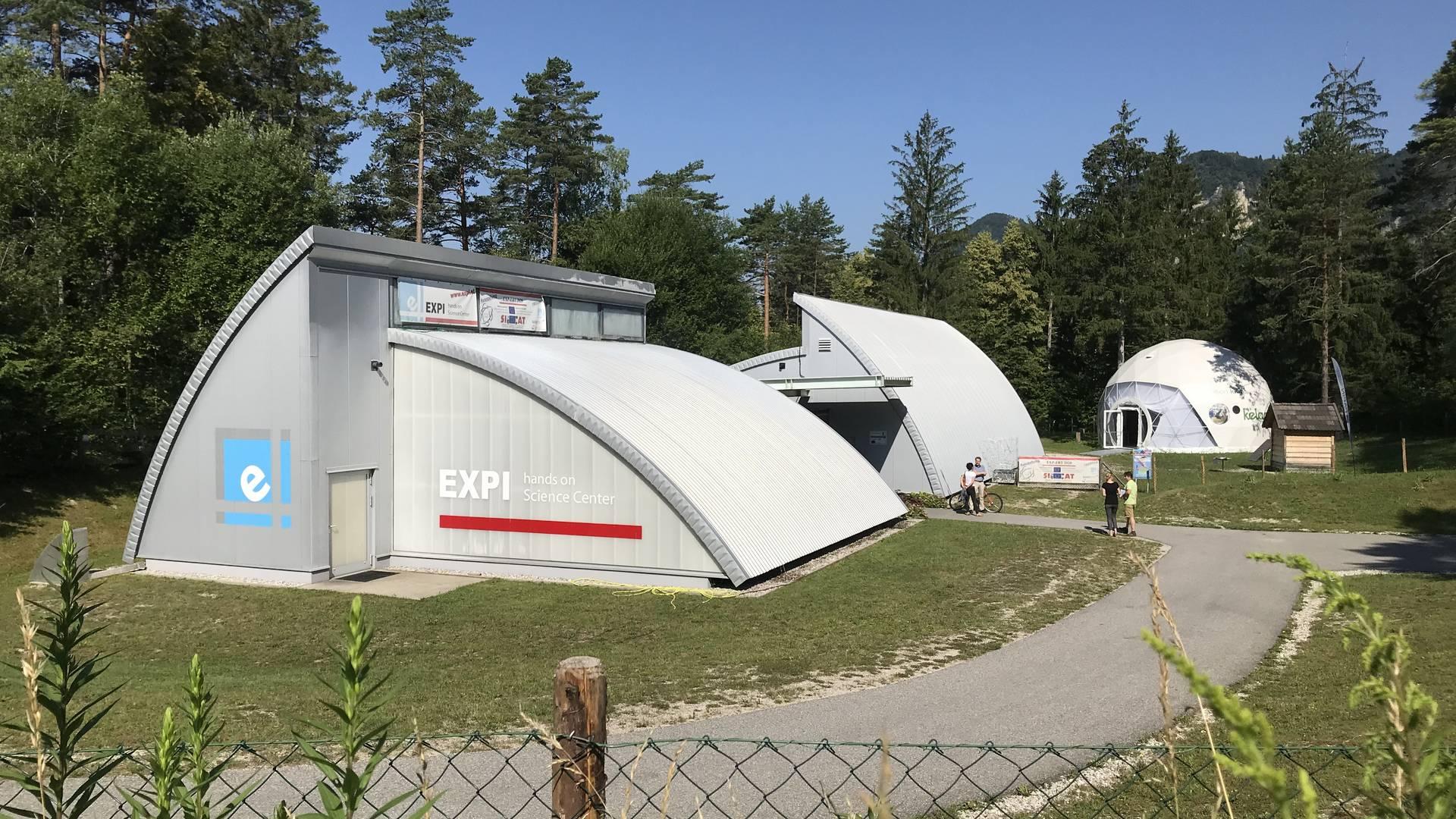 """<p>Urlaub im Wohnmobil von Ute Zaworka, """"Expi"""" - hands on Science Center</p>"""