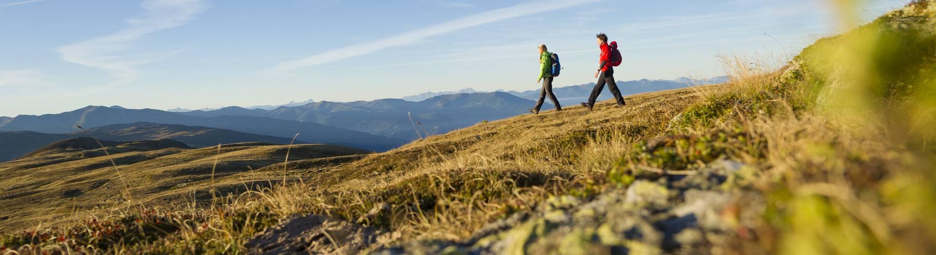 Wandern am Katschberg