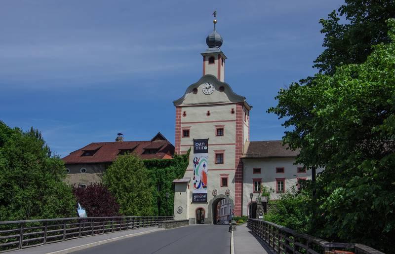 Künstlerstadt Gmünd, Joan Mirò im Stadtturm