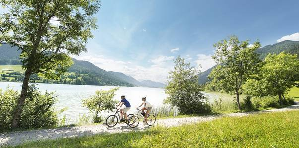Weissensee Radfahren