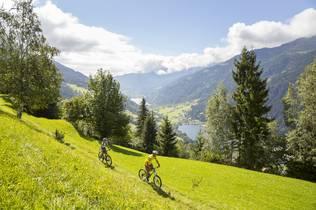Mountainbiken in Feld am See in der Region Bad Kleinkirchheim