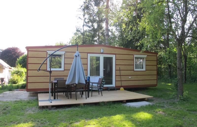 Restaurant am Camping Mössler, Campingurlaub Ute Zaworka, Mobile Home am Camping Mössler