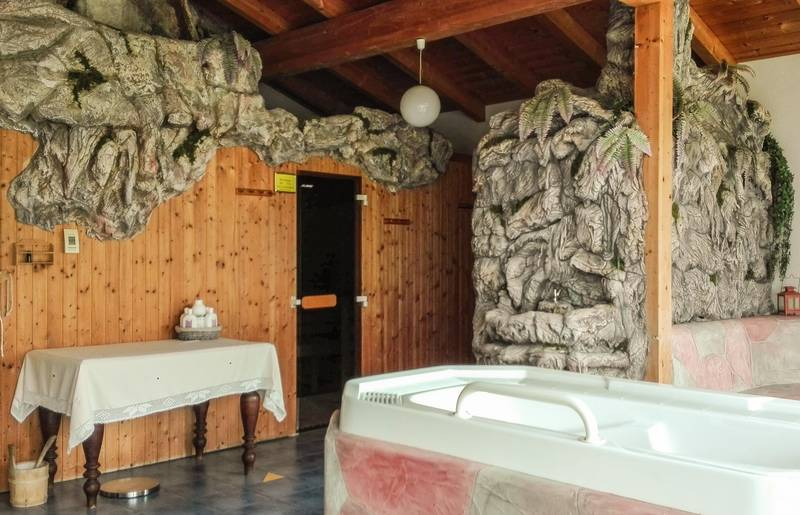 Campingplätze mit Wellnessoasen, erlebt von Sabrina Schütt, Camping Parth Saunen