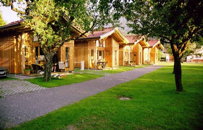 <p>Camping, Mobile Homes, Alpencamp Kötschach-Mauthen</p>
