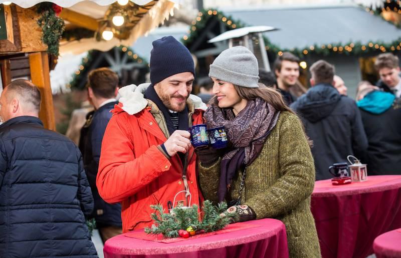 Adventmarkt in Klagenfurt