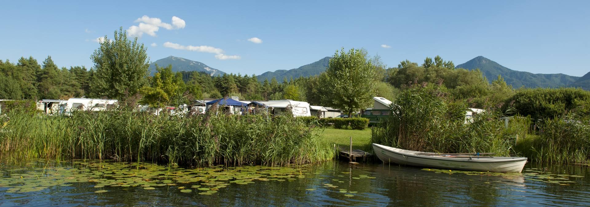 Camping am Gösselsdorfersee