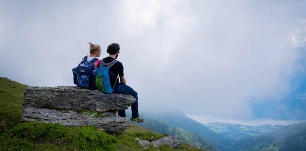 Weg der Liebe auf der Millstaetter Alpe