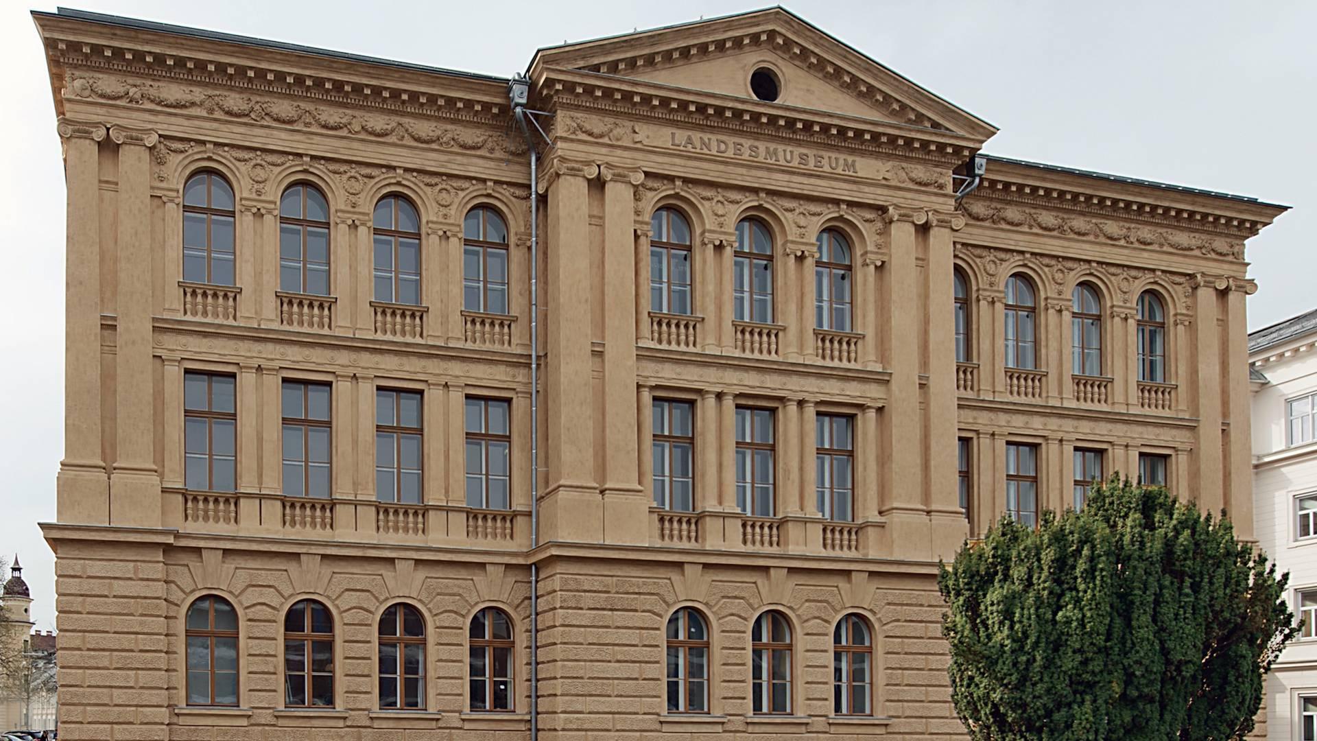 Landesmuseum Kaernten Rudolfinum