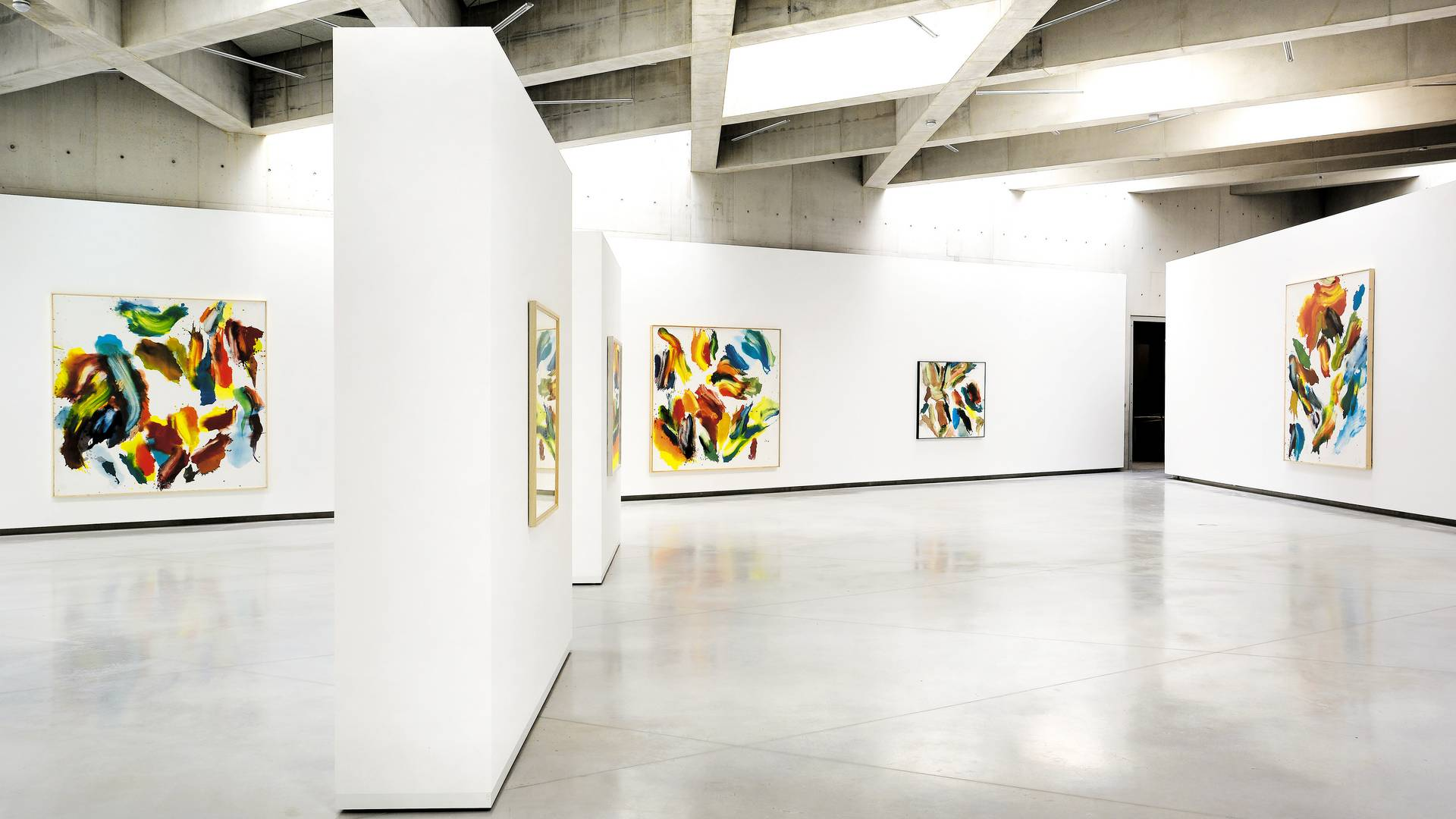 Liaunig Hollegha Ausstellung