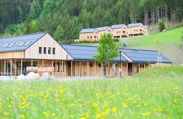 Haupthaus & Restaurant HOCHoben Camping