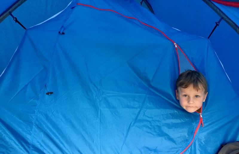 Campingurlaub Roland